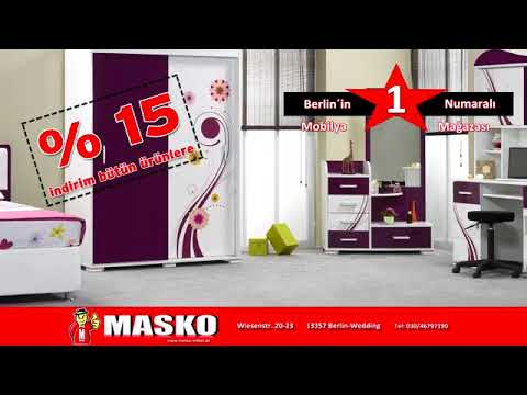 Masko Furniture TV Advertising