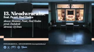 Małolat - Nieodwracalne feat. Pezet, Had Hades (prod. Dubsknit skrecz DJ Enes)