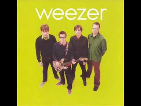 Weezer-the damage in your heart