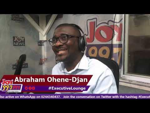 #ExecutiveLounge on Joy FM (23-10-18)