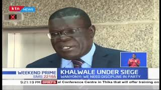 Why ANC is expelling Dr. Boni Khalwale