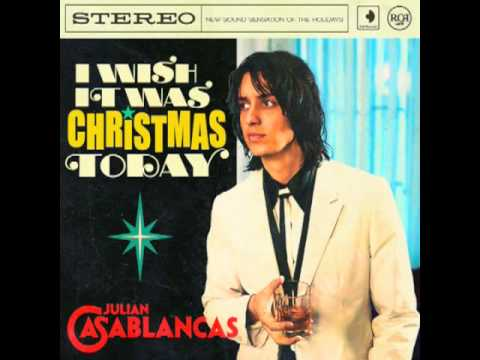 Christmas Treat (I Wish It Was Christmas Today) (Song) by Julian Casablancas