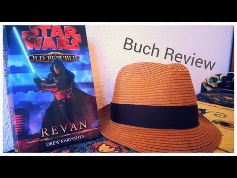 Buch Review: Star Wars The Old Republic - Revan (Deutsch|HD)