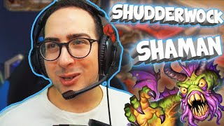 MATTEOHS | SHUDDERWOCK SHAMAN | BOOMSDAY | HEARTHSTONE GAMEPLAY ITA
