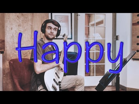 New Jazz Fusion cover of 'Happy,' from Eric's group Pandemonium Prism!