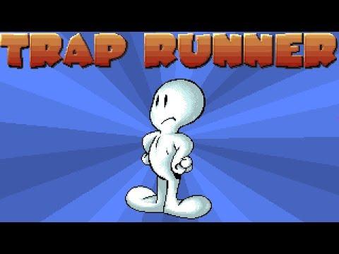 Trap Runner | by Retroguru (4 minutes gameplay)