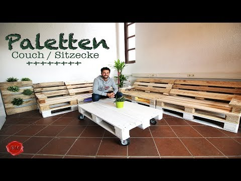 PALETTEN- Couch TUTORIAL I Ben's Mission