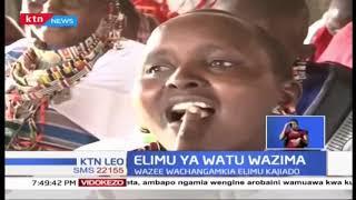 Wazee wachangamkia Elimu ya watu wazima Kajiado