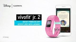 Garmin vívofit jr. 2 Disney Princess App Adventures with Jasmine