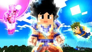 I Transformed into Full Power Mystic Form for the First Time in Dragon Block C