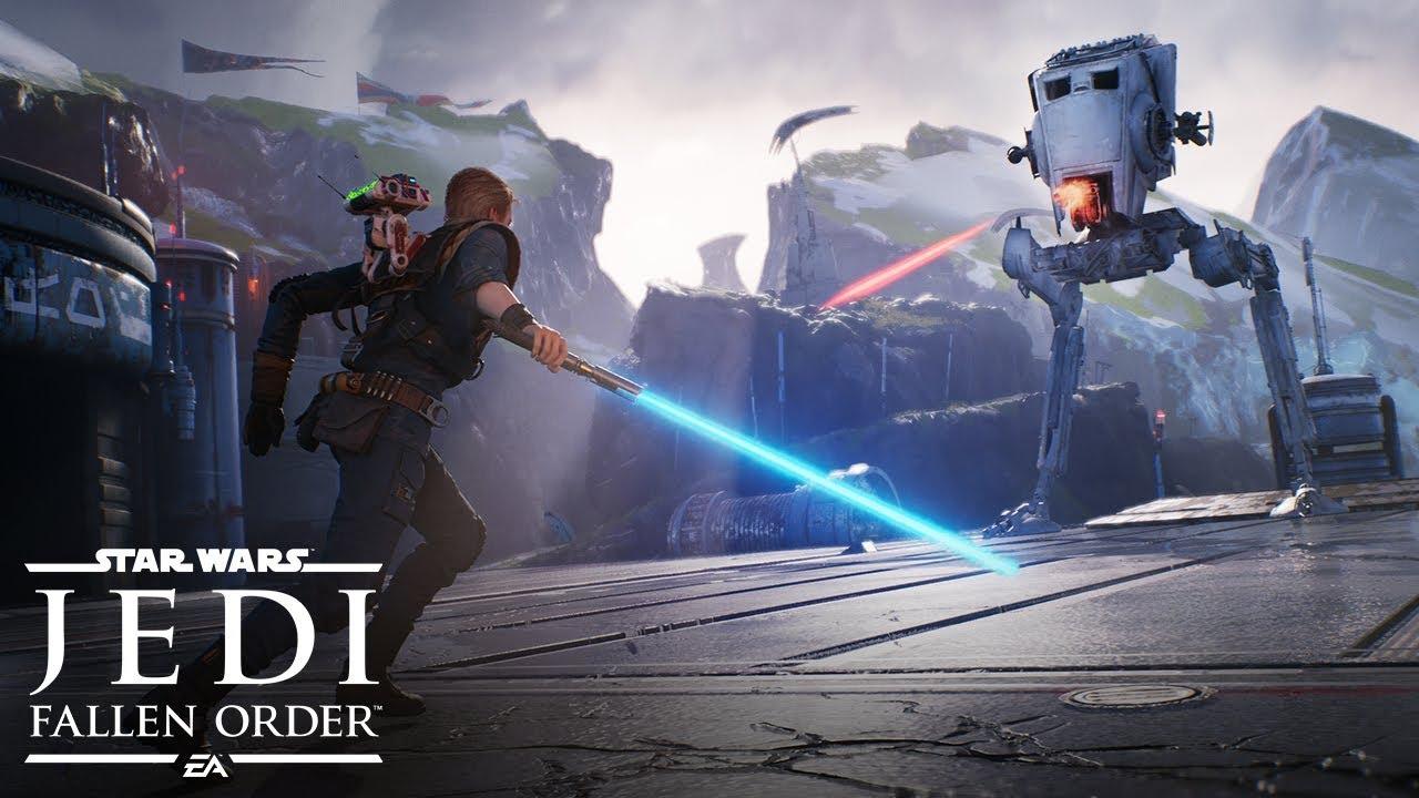 Star Wars Jedi: Fallen Order Official Trailer – Xbox E3 Briefing 2019 Screenshot Download