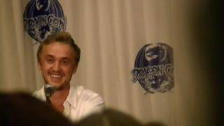 Том Фелтон, Tom Felton at Dragon*Con Part 1