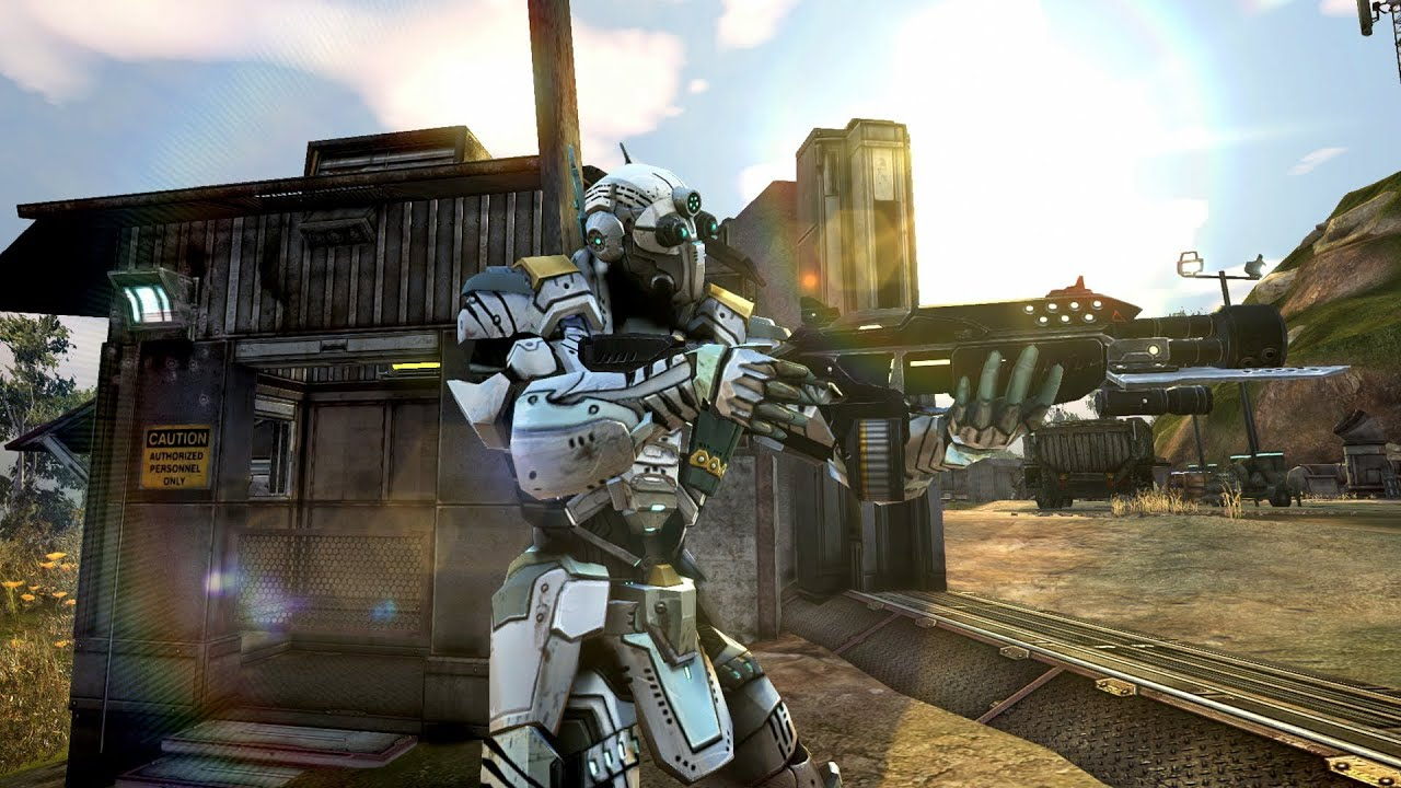 MMO Shooter Defiance Coming to PS3, Watch the Trailer