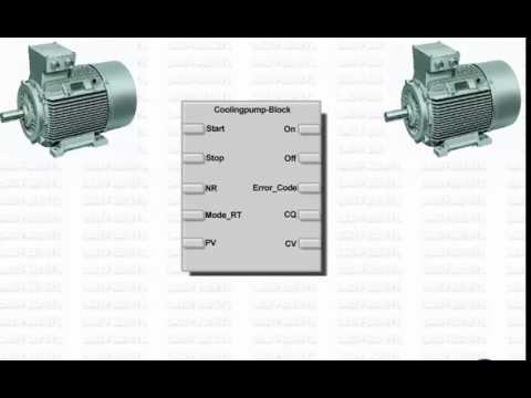 plc siemens s7 300 training, Lesson6 Application - YouTube