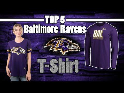 Top 5 Best Baltimore Ravens 2020 T Shirt Review | Jersey Tee Shirt