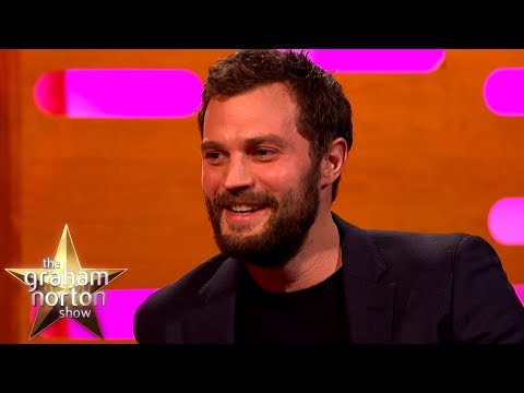 Jamie Dornan Glued A Wig To His Penis | The Graham Norton Show