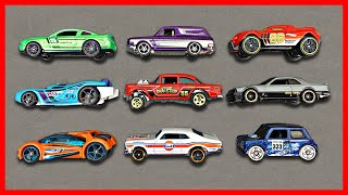 Hot Wheels Cars for Kids | Learn Hot Wheels Car Names & Colors | Fun & Educational Organic Learning