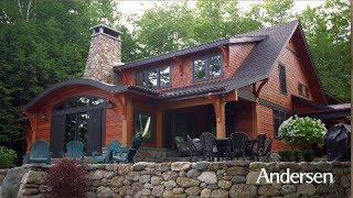 Craftsman Style Home Renovation Testimonial | Andersen Windows
