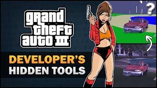 GTA 3 - Hidden Developer Tools - Feat. Badger Goodger