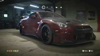 Need For Speed 2015 - Nissan GT-R Top Speed, Fully Tuned 1200+HP (400 KM/H)