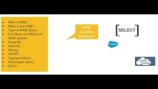 SOQL in Salesforce || Salesforce Object Query Language Salesforce || All About SOQL in Salesforce