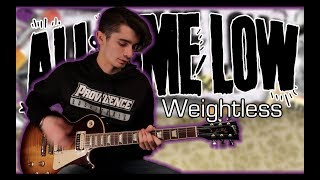 All Time Low - Weightless (Guitar & Bass Cover w/ Tabs)