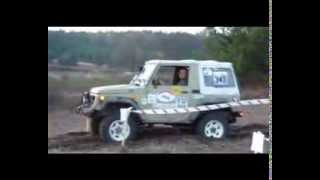 preview picture of video 'Rajd terenowy IPA OFFROAD Poland 2013 - Brody'