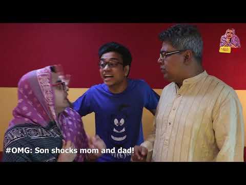OMG - O Maa Go - S02E53 - Son Shocks Mom and Dad