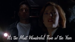Mulder & Scully - It's the Most Wonderful Time of the Year