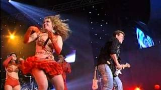 Sonho Bonito (Live) - Banda Calypso  (Video)