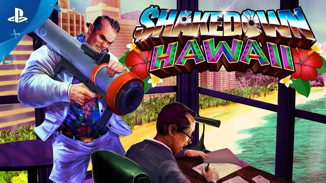 Shakedown: Hawaii – Open World Deep Dive