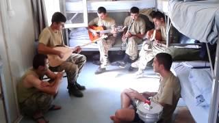 Askerlerden ANTEPTEN ÖTEDİR MARAŞIN YOLU HAKKARİ/ŞEMDİNLİ