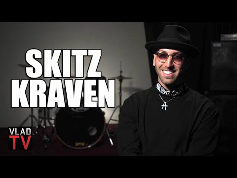sKitz Kraven & Vlad Discuss Rappers Transitioning from Dealers to Users (Part 2)