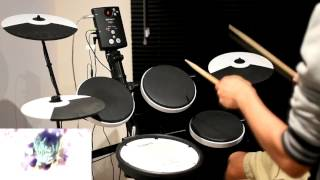 Boku no Hero Academia OP -【The Day】by Porno Graffitti - Drum Cover