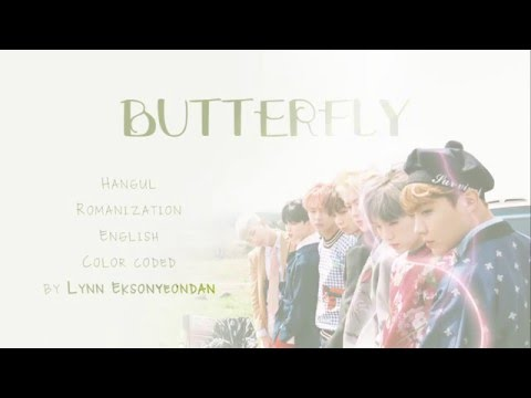 BTS (방탄소년단) – Butterfly Prologue Mix [Color coded Han|Rom|Eng lyrics]