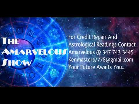Basics of credit repair-restoration | Astrology-Aquarian energy | 1/29/2018 broadcast audio