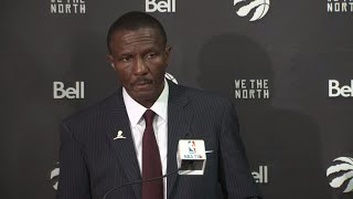 Dwane Casey confident starters scoring will go up