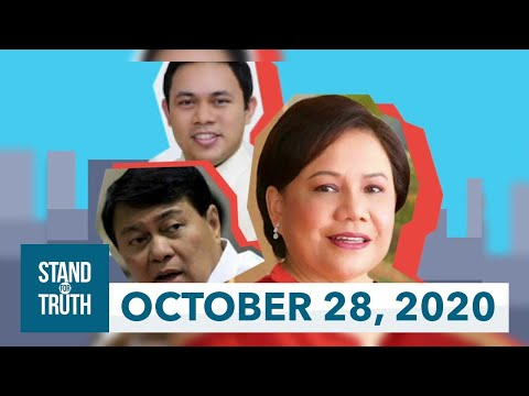 [GMA]  Stand for Truth: (October 28, 2020) Fake DILG: Pera palit ayuda