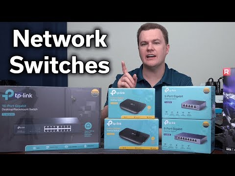 Network Switches – Metal vs Plastic – Unboxing – Tech Deals Stories