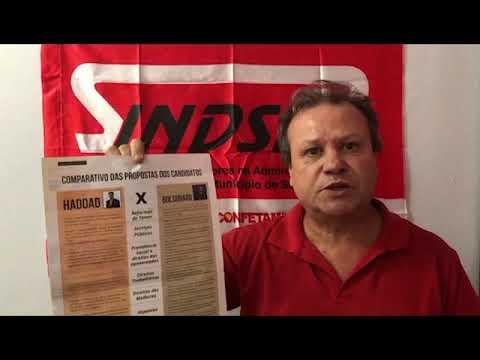 João Batista Gomes fala sobre o jornal do 2º turno