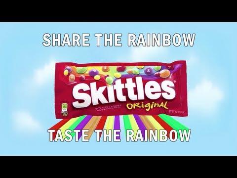 Spot Réalisateur Skittle en Anglais