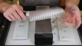 如何修理一把崩口的廚刀? How to fix a chipped Knife?