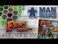 Escape from 100 Million B.C. (IDW Games) Review by Man Vs Meeple