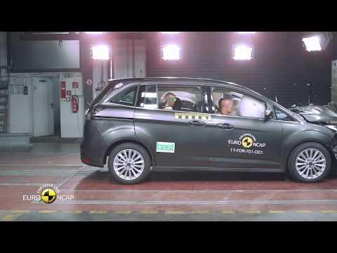 NCAP: Ford C-MAX