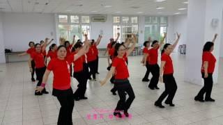 課程練習:泰國恰恰 (THAI CHA CHA)