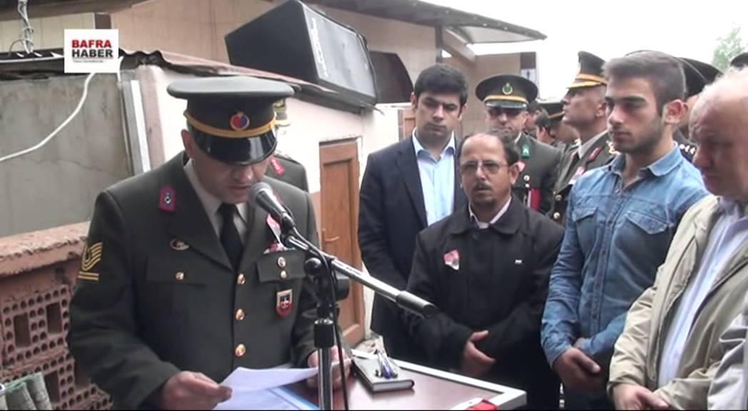 Şehit Uzman Çavuş Musa Bayrak'ın cenaze töreni video