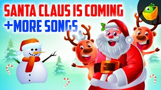 Santa Claus is Coming+more Songs | Ultimate Christmas Collection | Magicbox English