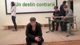 teatr forum - na lekcji wychowawczej - konflikt z rodzicami