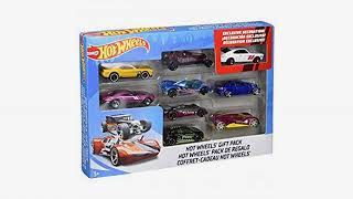 MUST SEE Product Reviews !! Hot Wheels 5 Car Gift Pack (Styles May Vary)