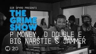 Grime Show: P Money, D Double E, Big Narstie & Jammer